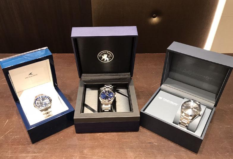 【静岡時計】結納返しで贈るおすすめの時計ベスト5〈2021年度版〉