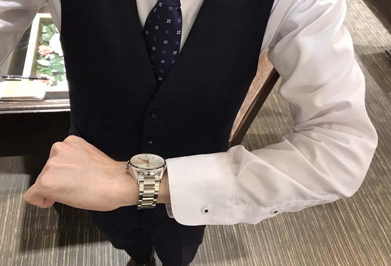 【静岡時計】30代男性。そろそろ高級時計が欲しいと思っていませんか?