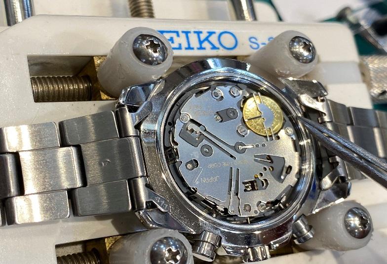 【福井市エルパ】思い出を繋ぐために時計のオーバーホールしませんか?