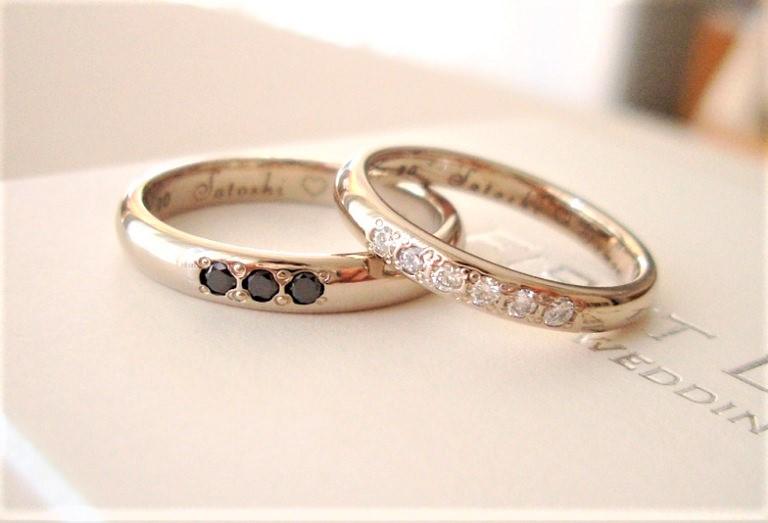 浜松市結婚指輪ダイヤモンド