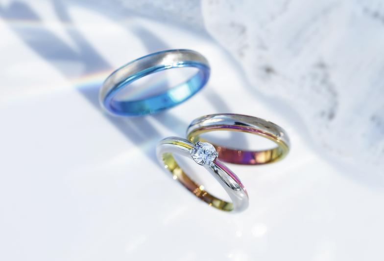【静岡市】話題の結婚指輪「SORA」待望の婚約指輪が静岡デビュー!
