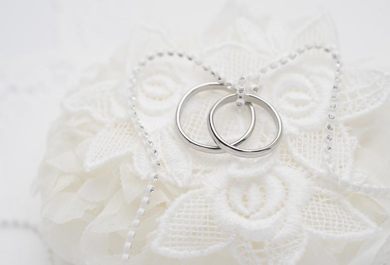 【長岡市】結婚指輪をネックレスに!専用アイテムで指輪を大切に