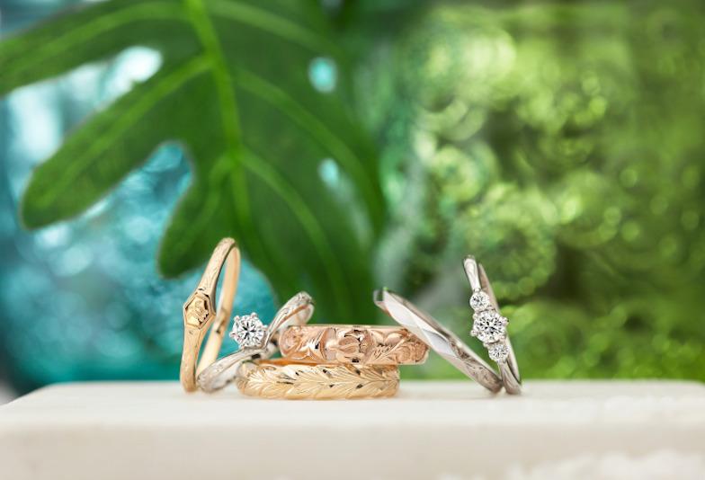 【いわき市】結婚指輪をハワイアンジュエリーで選ぶなら『private beach』がおすすめ!