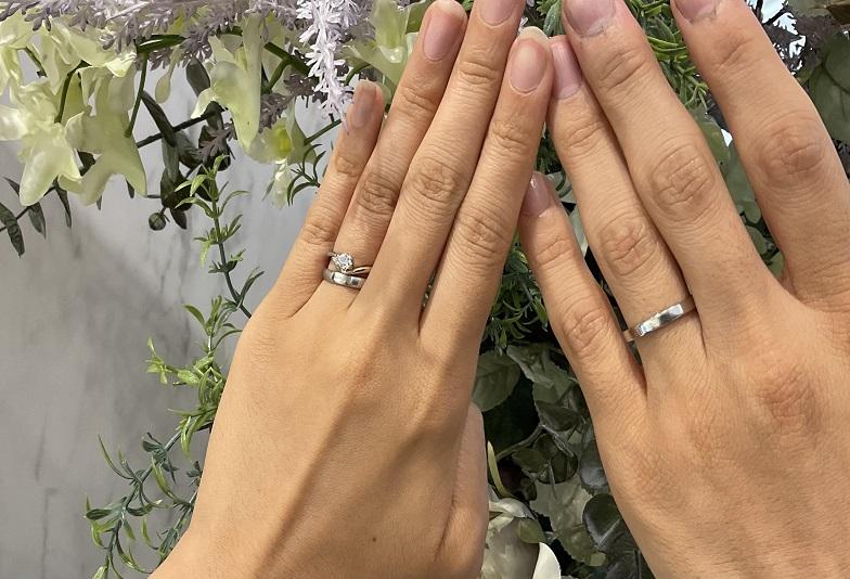 【京都市・四条】「一生の思い出になりました」結婚指輪も自分たちで作れる!?手作り結婚指輪のご紹介