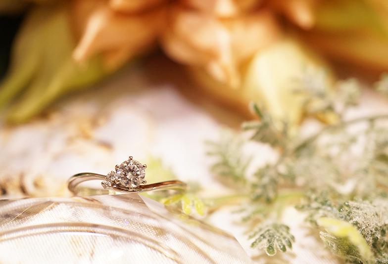 【浜松市】プロポーズQ&A②|プロに教えてもらった『婚約指輪の選び方と成功までの道のり』