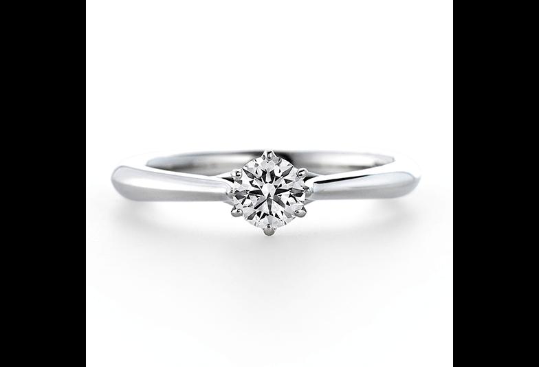 ラザールダイヤモンドの婚約指輪・マチルダ