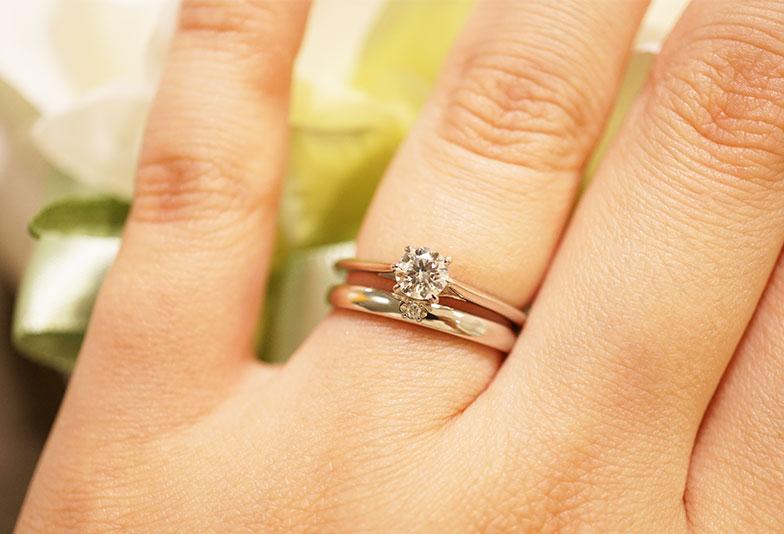 【浜松市】婚約指輪はあまり着けない?未婚女性が意外と知らない着用シーン
