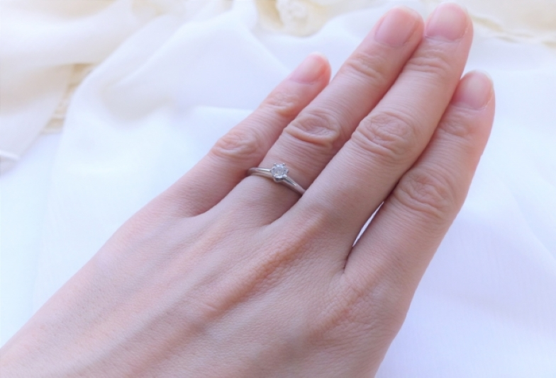 """【宇都宮市】婚約指輪ってメインダイヤがついた""""あの形""""だけなの?"""