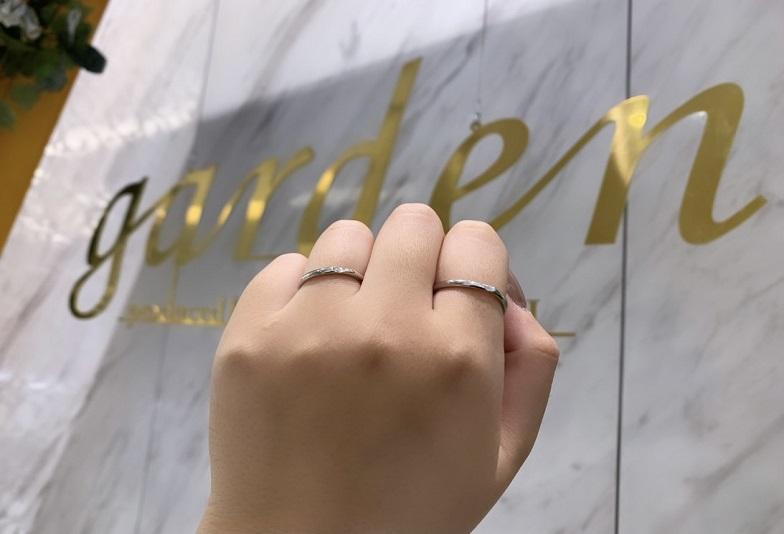 【京都市】garden京都限定!ペアの結婚指輪が10万円で揃う結婚指輪フェアをご紹介!