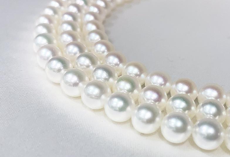 【神奈川県横浜市】結婚式の写真がより綺麗に!その秘密は真珠ネックレス