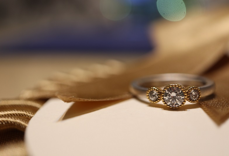 【京都府・四条烏丸】高品質な結婚指輪・婚約指輪をオーダー頂いた京都・大阪・滋賀のお客様をご紹介