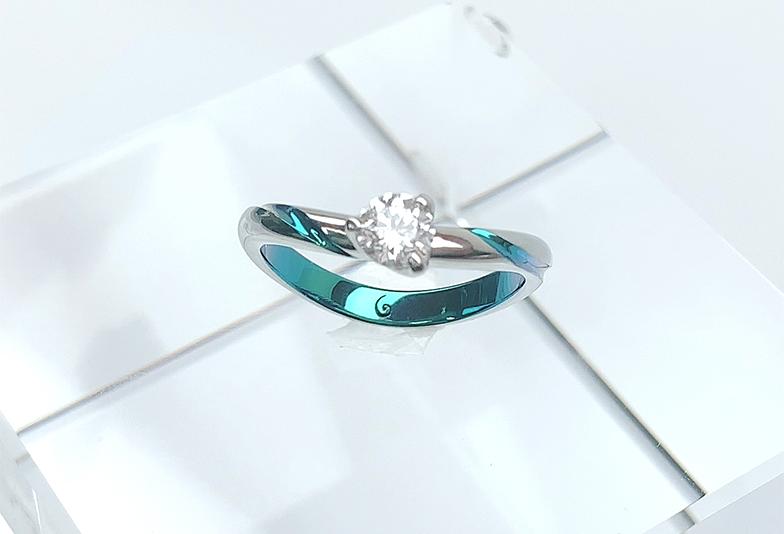 ETERNAL静岡婚約指輪