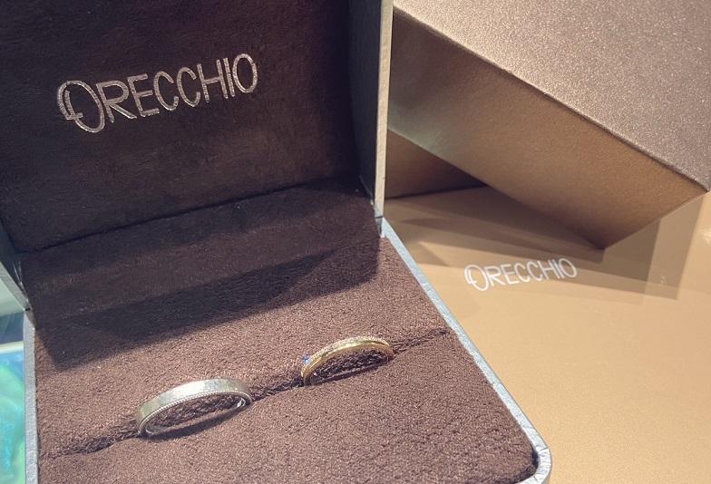 【大阪・心斎橋】エメラルドカットダイヤをセンターストーン使った唯一の専門ブランド