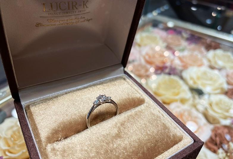 【静岡市】太い指がコンプレックスな女性に朗報な婚約指輪のデザインまとめ