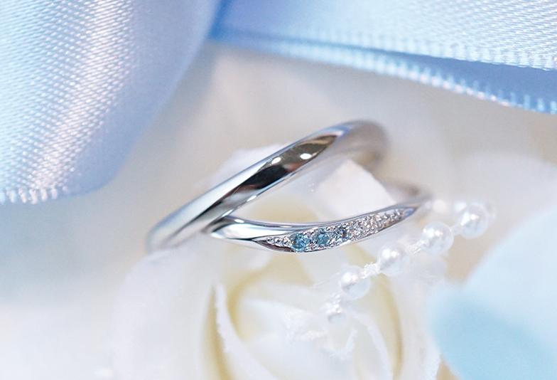 浜松 結婚指輪 カフェリング