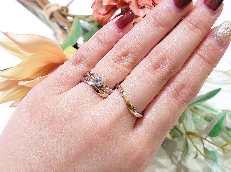 浜松 結婚指輪 おしゃれ