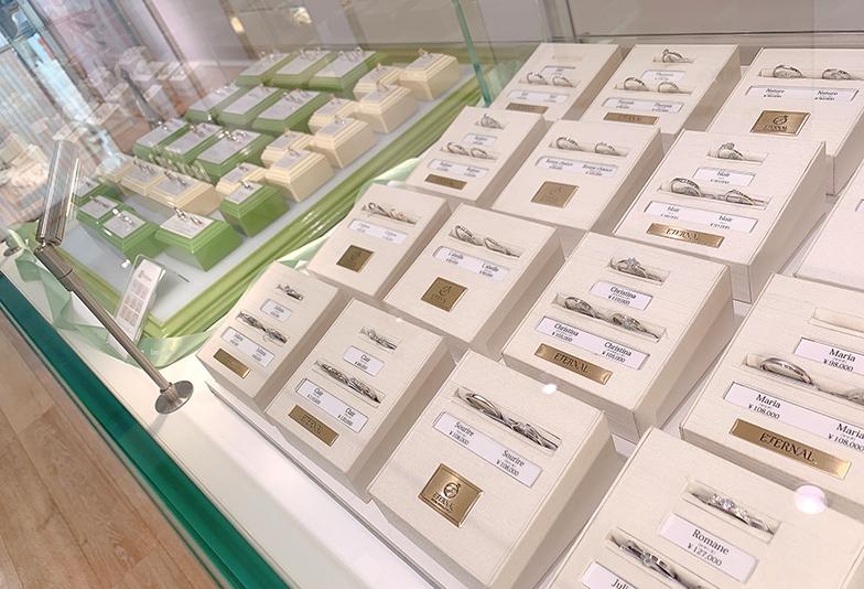 浜松 結婚指輪 専門店