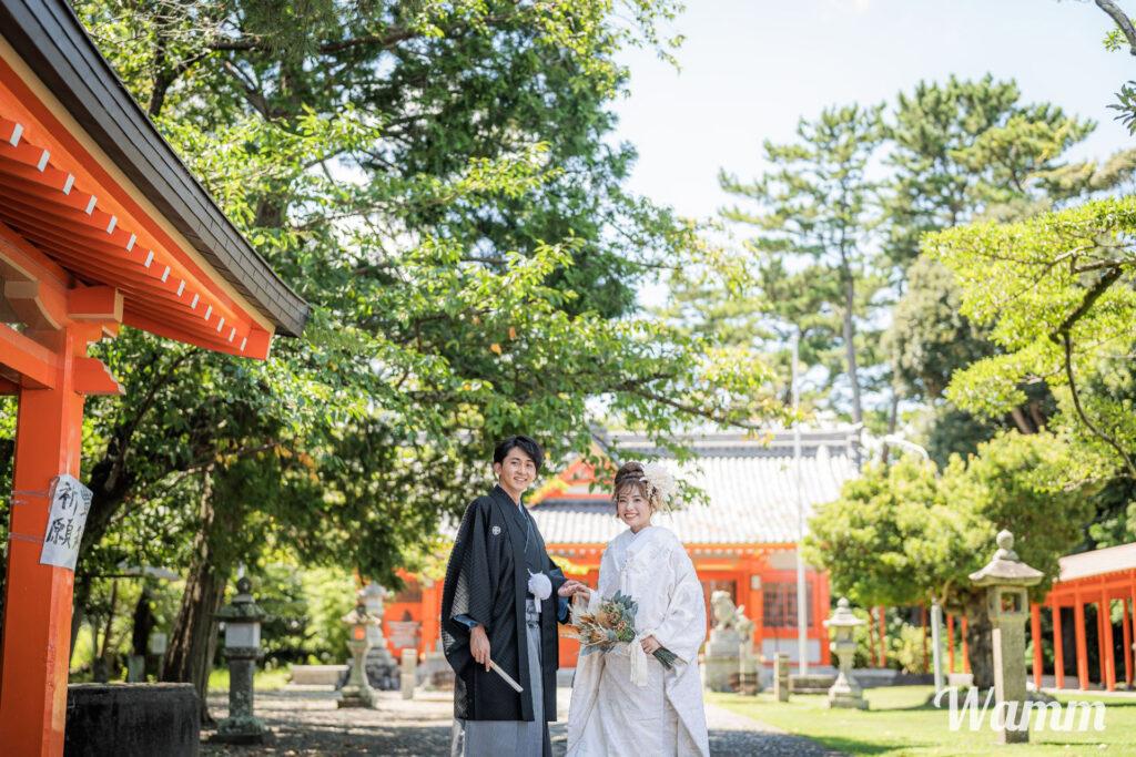 【静岡浜松前撮り】350万円の結婚式ばかりじゃない。新しい結婚式のカタチ