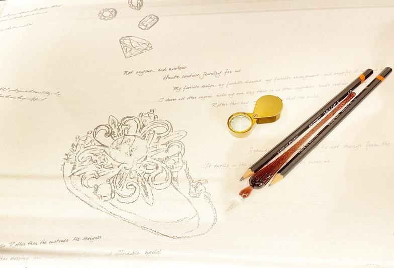 【京都大丸前】立て爪の婚約指輪...ジュエリーリフォーム(リメイク)でデザインをかえれませんか?