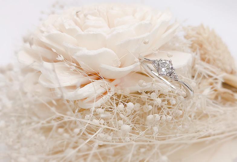 【静岡市】婚約指輪は彼女に贈るファーストダイヤモンド。その選び方とは?