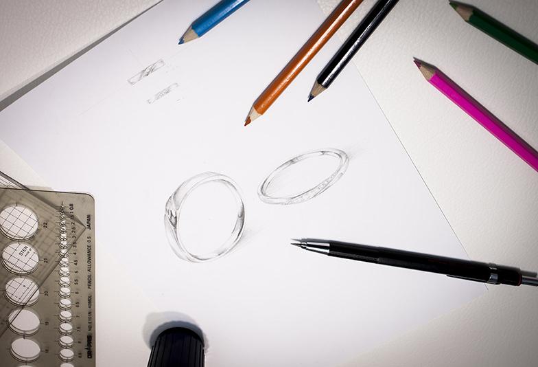 【浜松市】結婚指輪にオーダーメイドは難しい?憧れの世界にひとつを叶える簡単な方法とは