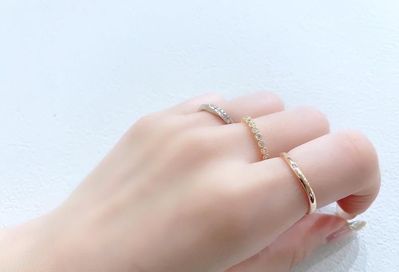 【静岡市】結婚指輪にゴールドは派手?プラチナよりもおすすめな理由とは