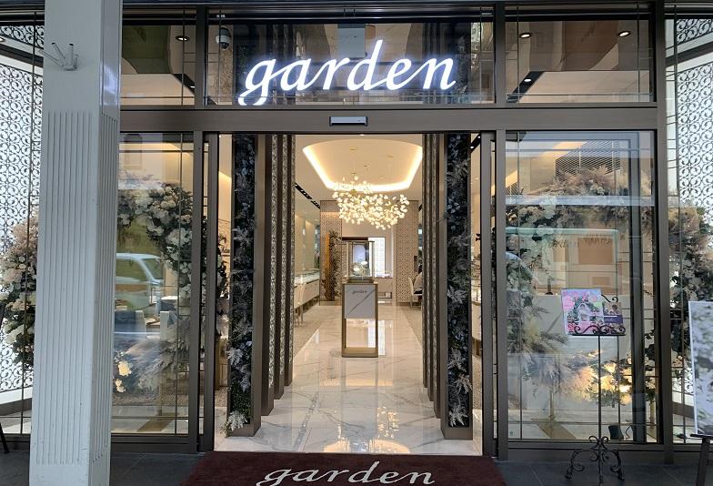 【京都市・烏丸】関西最大級のブライダルジュエリーショップgarden京都で婚約指輪を探ししませんか?