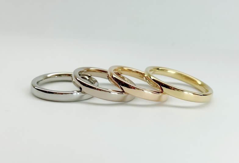 静岡市結婚指輪オーダーメイド