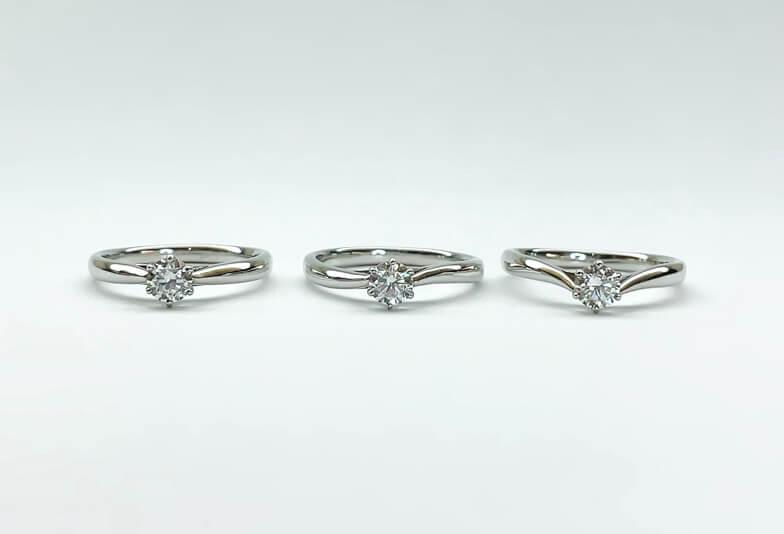 【静岡市】「指が太い」と悩む私がおすすめされた婚約指輪のデザインとは