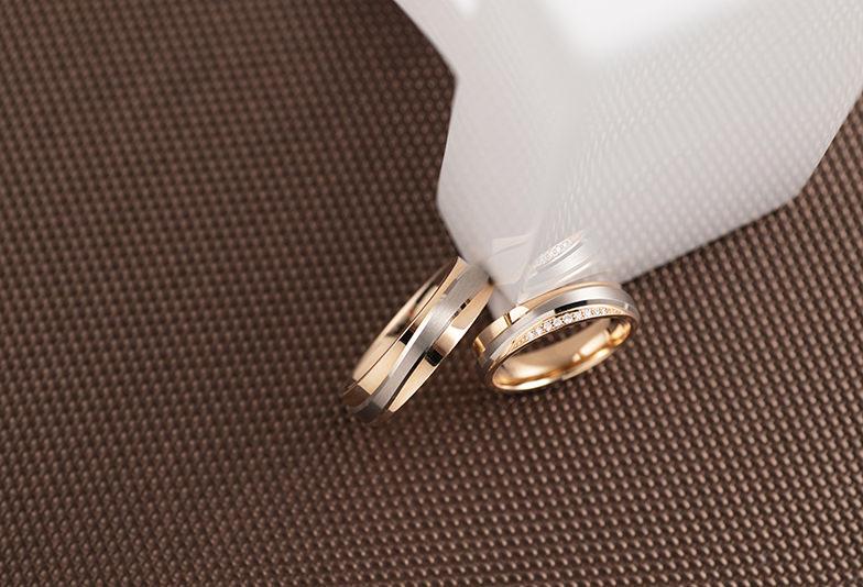 【静岡市】シンプル太め!おすすめの結婚指輪ブランド「マイスター」とは