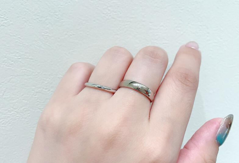 【静岡市】細い結婚指輪と太い結婚指輪のメリット・デメリットを比較してみた