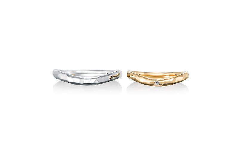 浜松市結婚指輪ゴールド