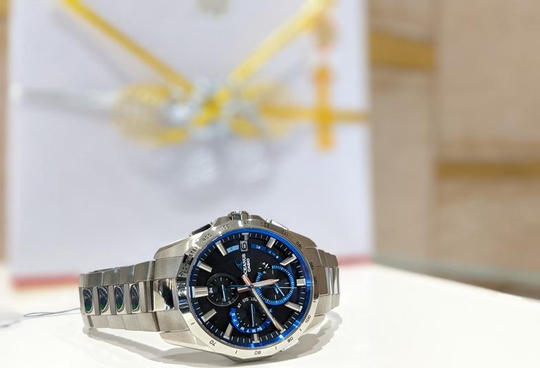 オシアナスの時計
