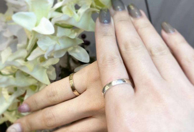 「ふたりだけ」のオリジナル結婚指輪・婚約指輪を作る!ハンドメイドが人気な理由