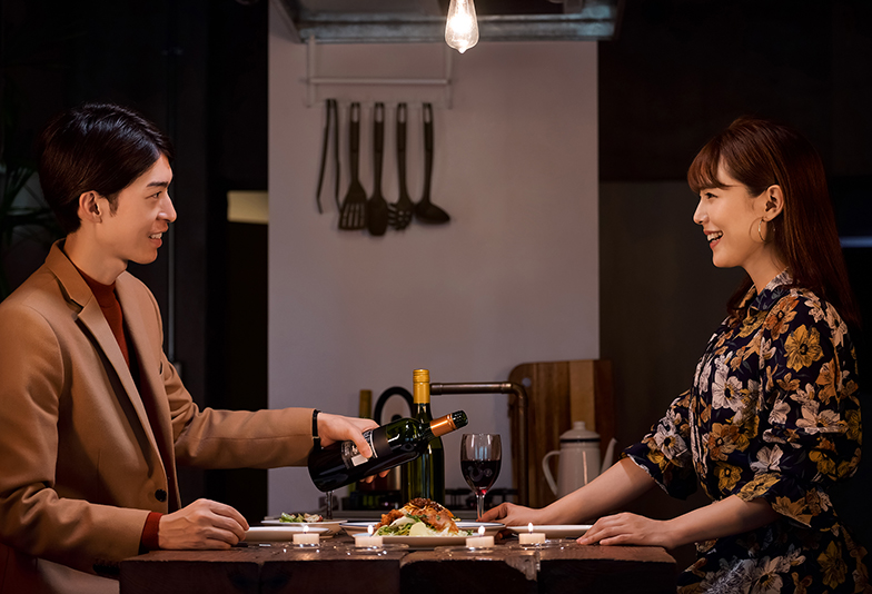【静岡市】2021年プロポーズするにはどんな場所で?外食であれば個室が一番!