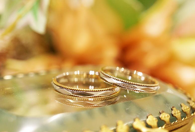 浜松 結婚指輪 アンティーク