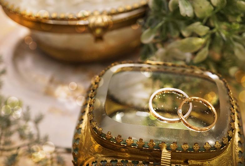 【浜松市】話題のオシャレ結婚指輪。アンティーク調デザインの『正しい選び方』と『取り扱うお店』を教えて
