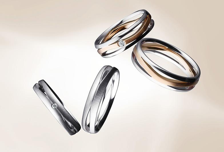 【浜松市】かっこいい!太めで丈夫なメンズデザインの結婚指輪特集 2021