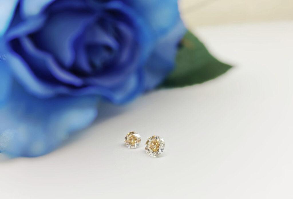 【静岡市】ダイヤモンドの大きさ比較!婚約指輪にした時の印象は?