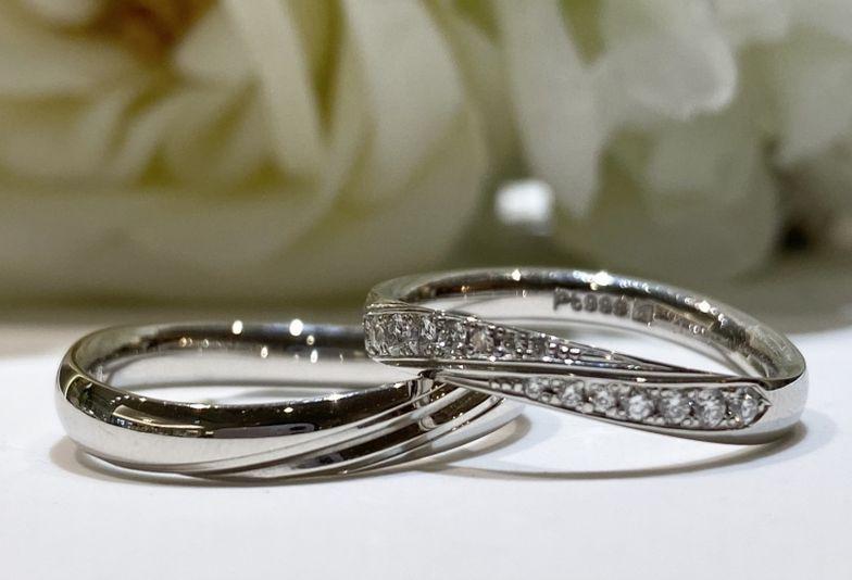 【姫路市】ずっと使うものだから…強度もデザインも妥協しない結婚指輪ブランド