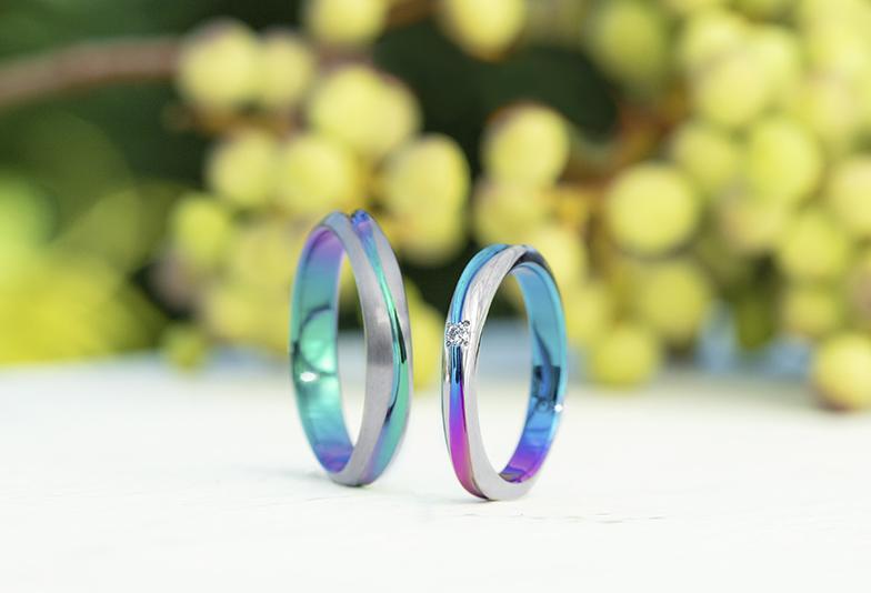 【浜松市】あなたの好きな色は?結婚指輪でこだわりを表現する新しいカタチのSORA