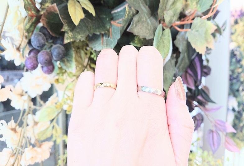 京都FISCHER結婚指輪