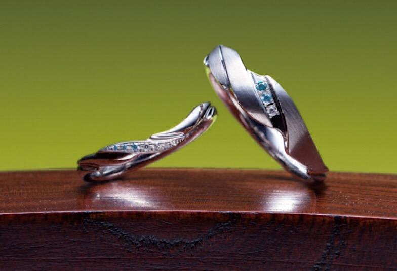 萬時の結婚指輪