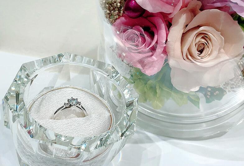【静岡市】実際どうなの?婚約指輪をサプライズで贈るメリット