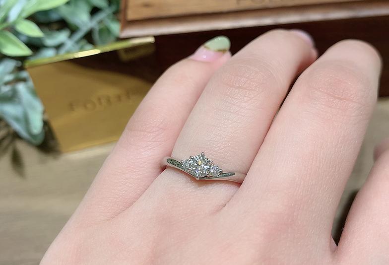 【静岡市】婚約指輪はシンプルがイイ!飽きのこないポイント「完全保存版」