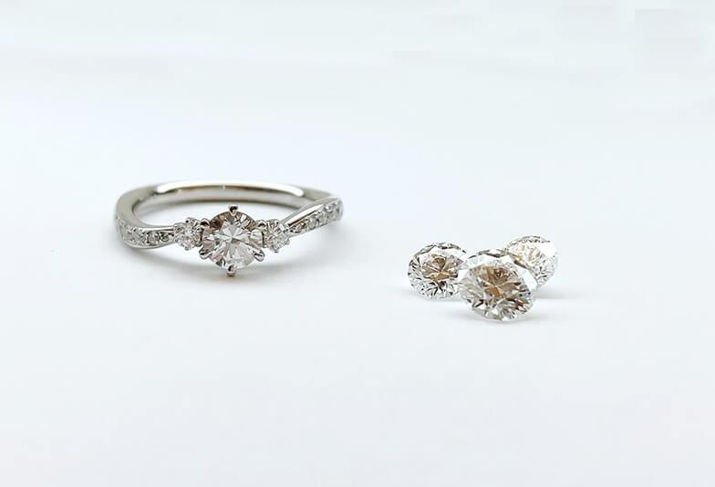 【静岡市】婚約指輪はダイヤモンドで選ぶVSデザインで選ぶ!どっちが良いの?