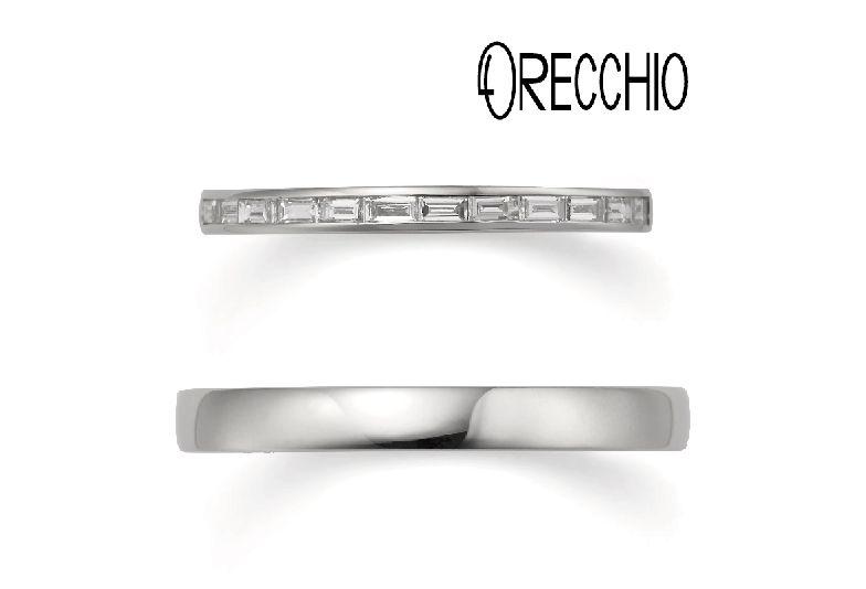 【大阪・梅田】エネラルドカットダイヤモンドで有名なブランド!ORECCHIOについてご紹介いたします♡