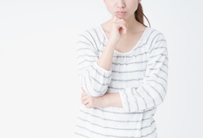 浜松プロポーズ 悩む女性